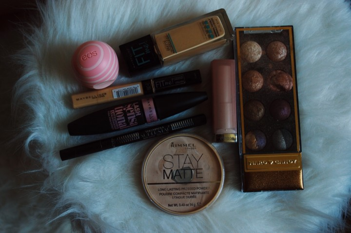 My 8 Favorite Drugstore Makeup Essentials