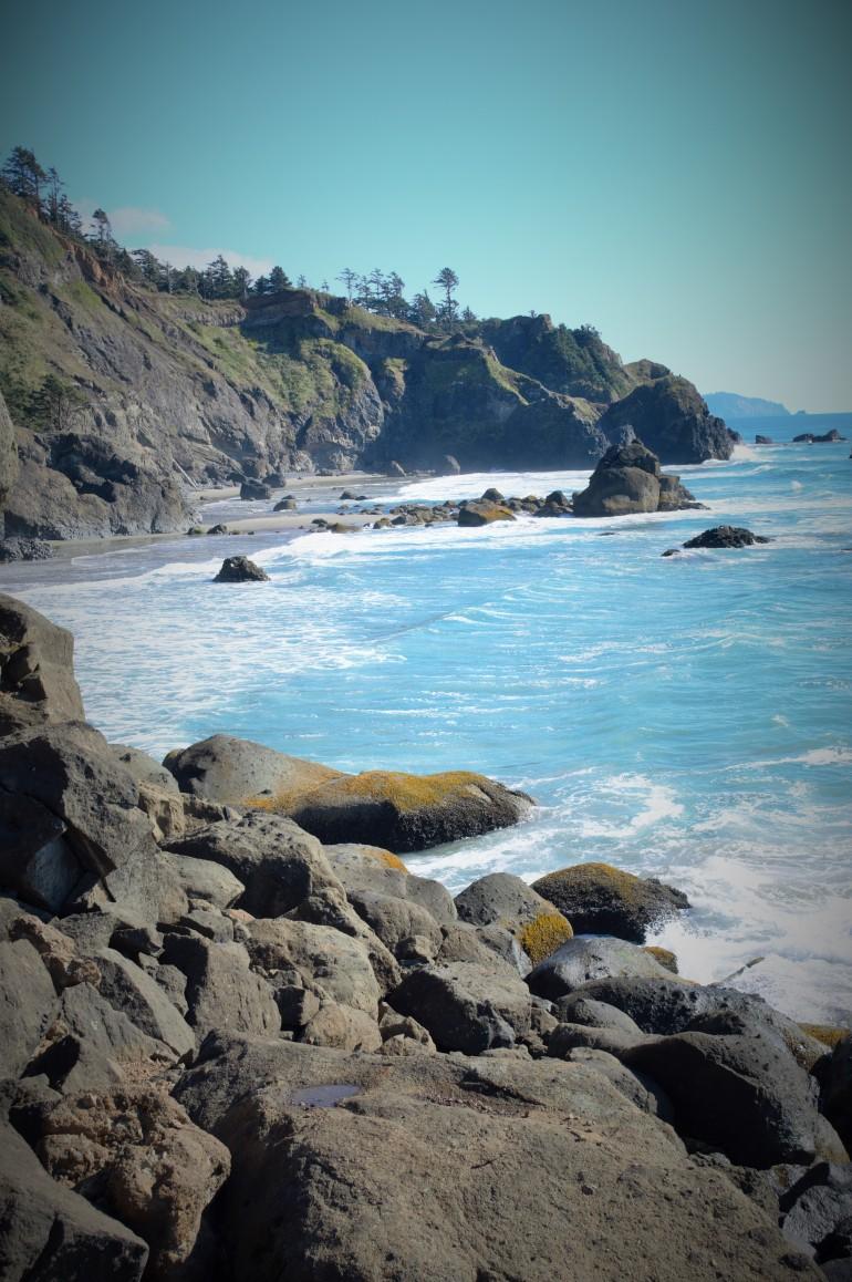 Ecola State Park Cannon Beach, Oregon
