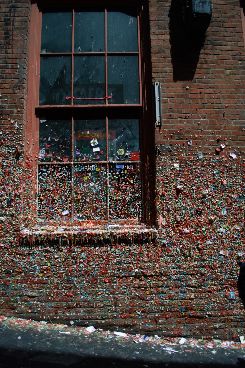 The Gum Wall in Seattle, Washington - Things To Do in Seattle