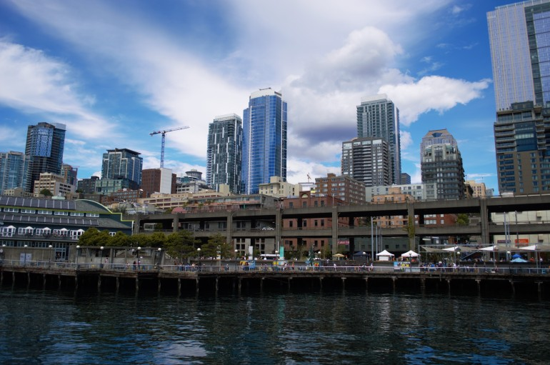 Waterfront Pier in Seattle, Washington - Things To Do in Seattle