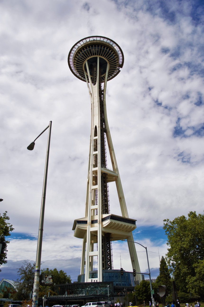 Space Needle in Seattle, Washington - Things To Do in Seattle