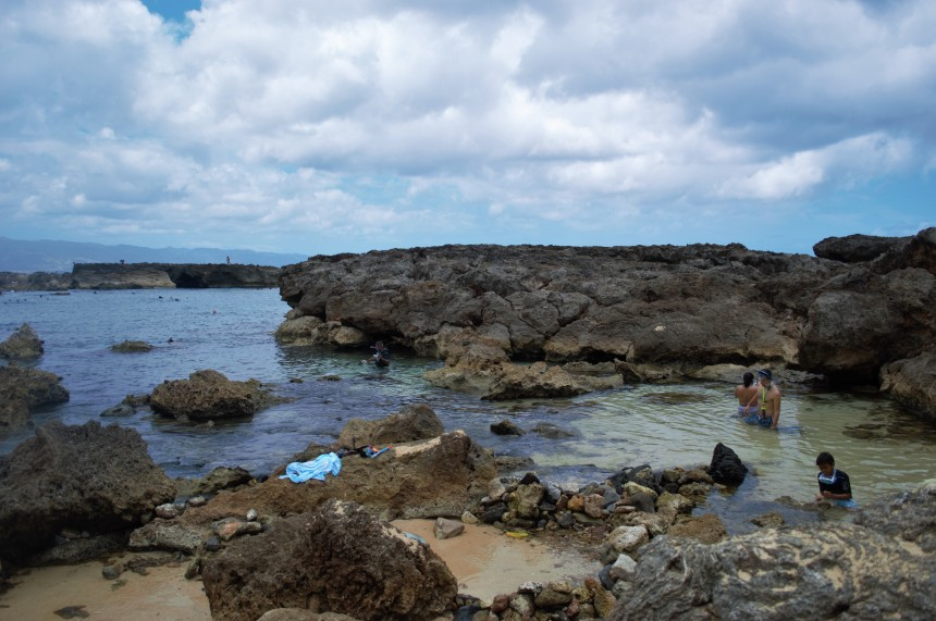 Sharks Cove North Shore Oahu, Hawaii - Snorkeling Locations in Hawaii