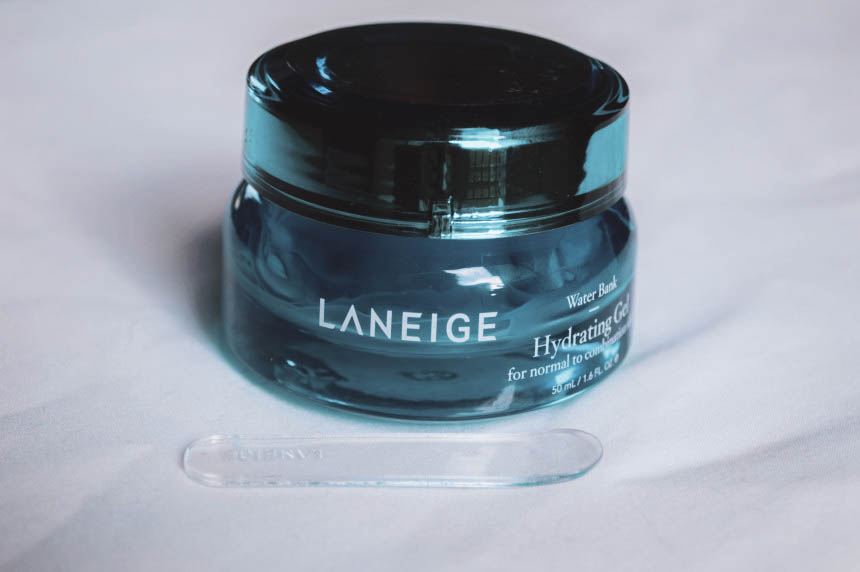 Current Beauty Fave: Laneige Water Bank Hydrating Gel