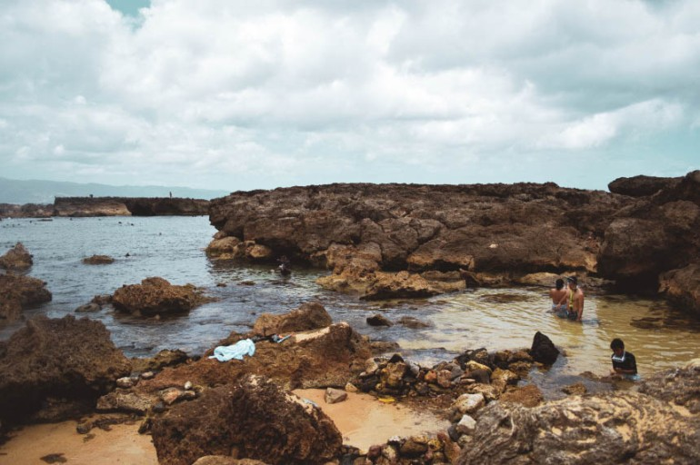 The Oahu Itinerary - Oahu, Hawaii - Shark Cove