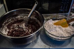 Crinkle Cookie - Chocolate Brownie Cookie