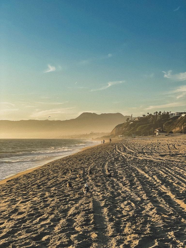 Point Dume, Malibu, California